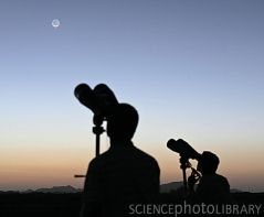 Observing the Moon