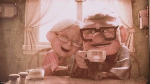 ellie and carl